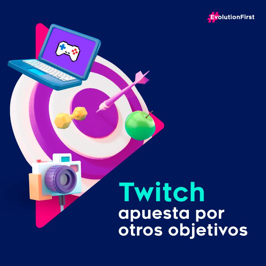 Twitch, Streaming, Streamers, Plataformas Digitales, Consumidores Digitales, Estrategia Digital, New Sapiens